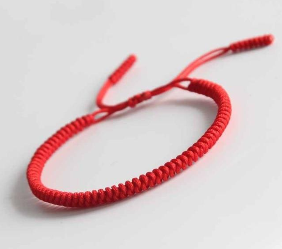 Red String Bracelet Kabbalah Fate