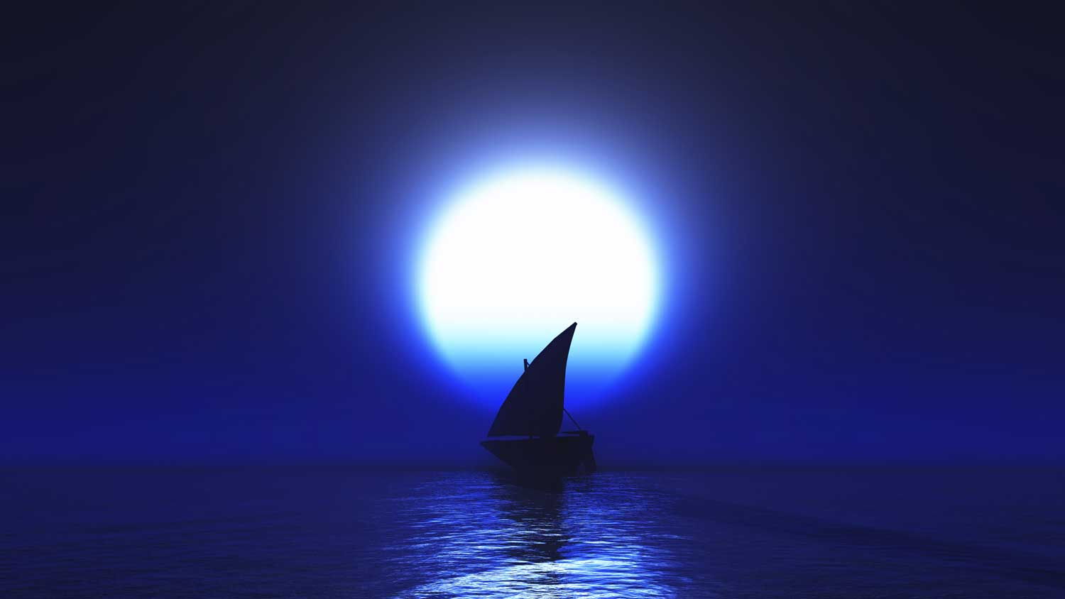 Let the Moon Fill Your Vessel