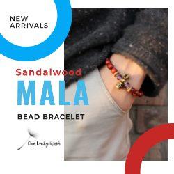 Mala Bead Bracelet