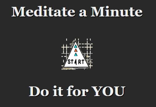 Meditate a Minute