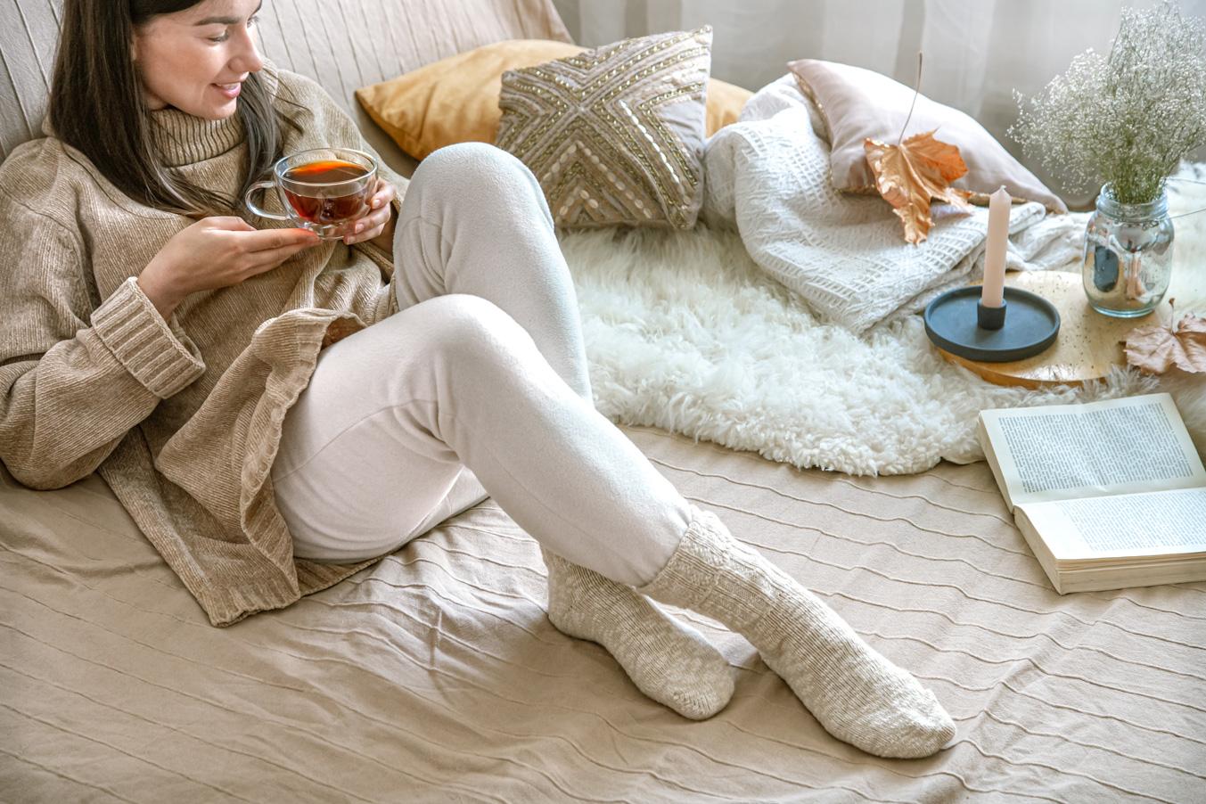 Hygge Cozy Lifestyle