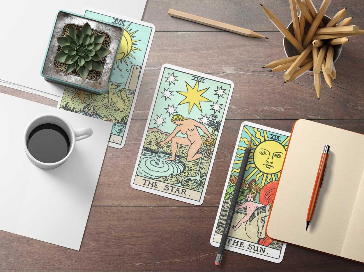 Tarot Cards Journal