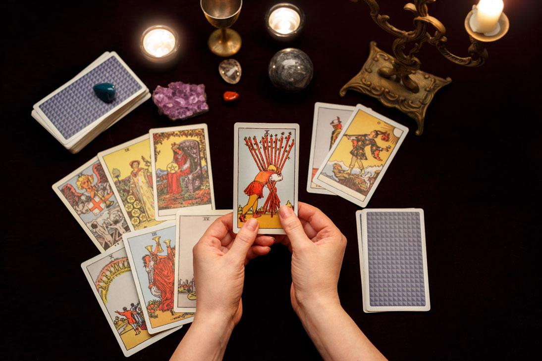 Pathworking wth Tarot Cards