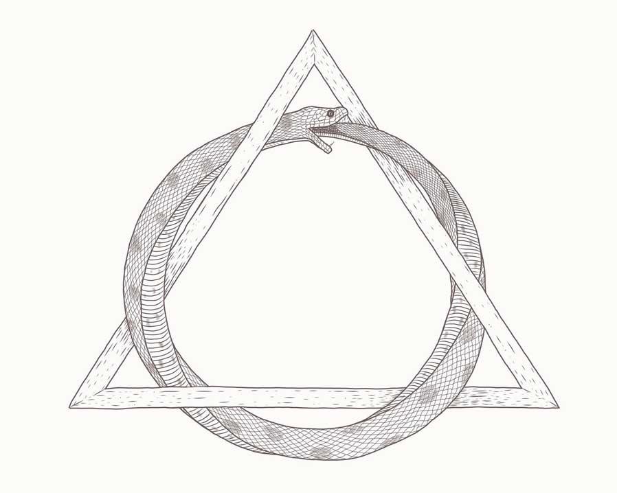 Ouroboro Symbol