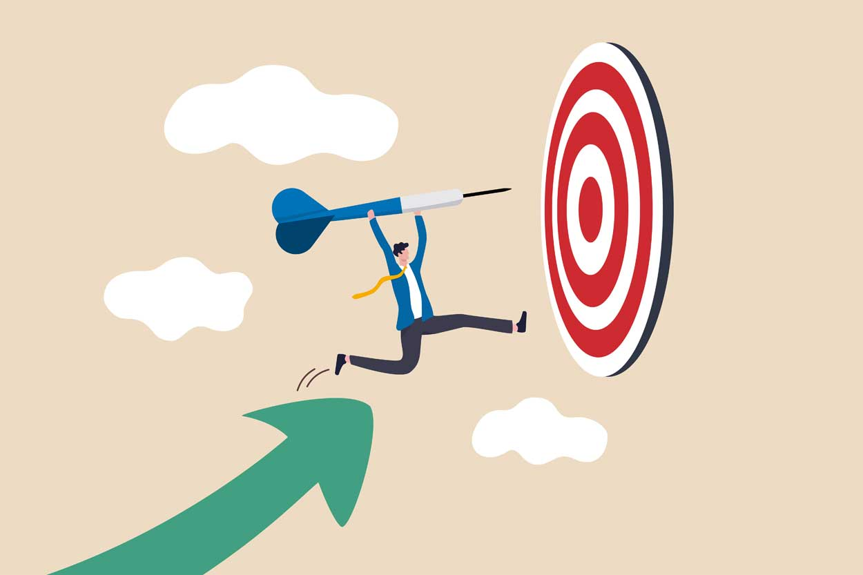 Bullseye When You Have Purpose