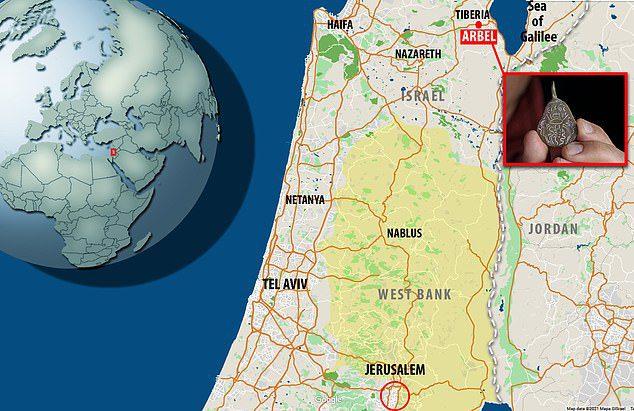 Levant Region of Asia