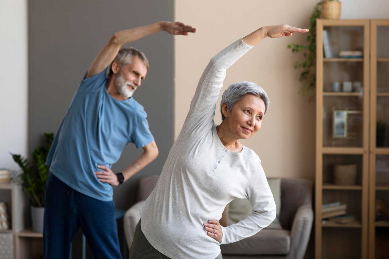 Exercise Important for Health